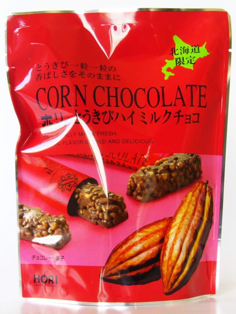 HORI玉米巧克力