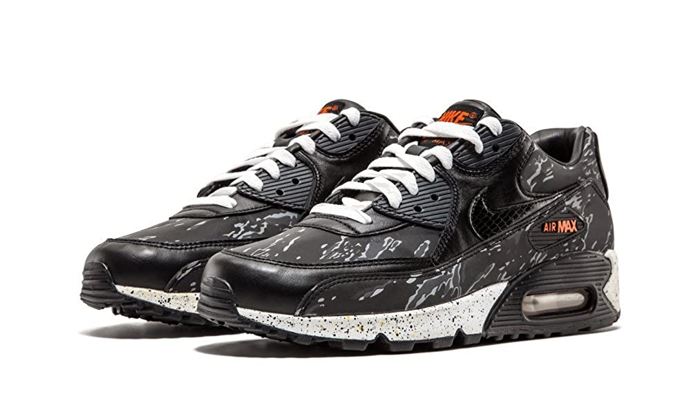 best service 1f5f3 ded41 Nike Air Max 90 Atmos - 333888-024 Black Size 6.5 UK Amazon.co.uk Shoes   Bags