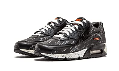 pretty nice 9ab5d 8b901 Image Unavailable. Image not available for. Colour  Nike Air Max 90  Atmos   - 333888-024 Black ...