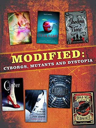 book cover of Modified: Cyborgs, Mutants, and Dystopia
