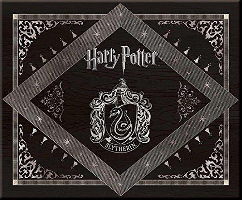 Harry Potter: Slytherin Deluxe Stationery Set (Insights Deluxe Stationery Sets)