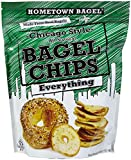 Hometown Bagel All Natural Everything Bagel Chips - 6 oz