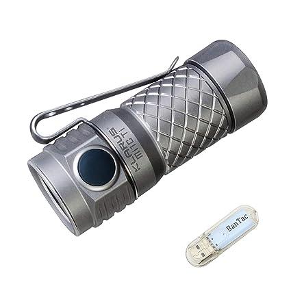 Klarus MI1C EDC Taschenlampe Sammeln & Seltenes