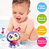 TOMY Tuneless Penguin Bath Toy