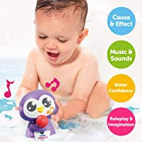 TOMY Tuneless Penguin Bath Toy