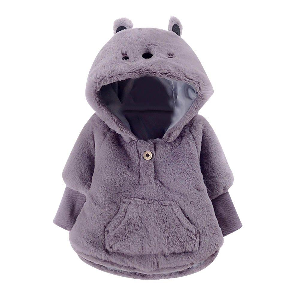Cappotto Di Inverno Della Bambina, Caldo Outwear