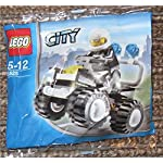 LEGO-City-Polizia-4×4-Set-5625-Insaccato