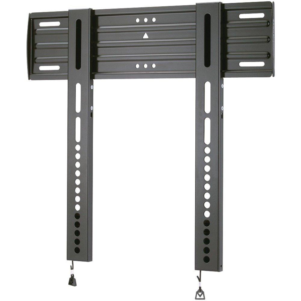 Milestone AV Technol 壁掛け金具 超薄型固定 対応TVサイズ 26V型~47V型 ブラック VML10-B1 B003I84KM0