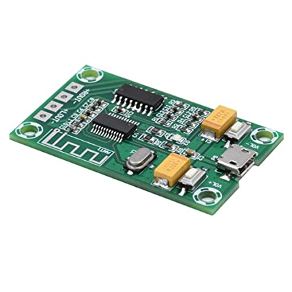 AOSHIKE PAM8403 Bluetooth Digital Amplifier Board 2x3W Stereo Dual Channel Class D Audio Amplifier Amplificador 5V