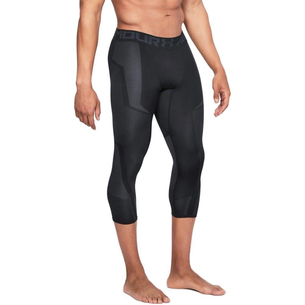 Under Armour Threadborne Seamless 3/4 Leg, Leggings Uomo 1306391