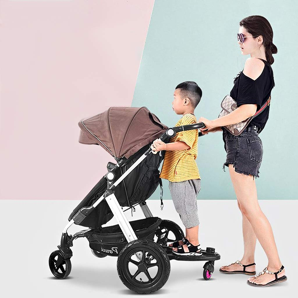 Amazon.com : zobeen Stroller Auxiliary Pedal Second Child ...