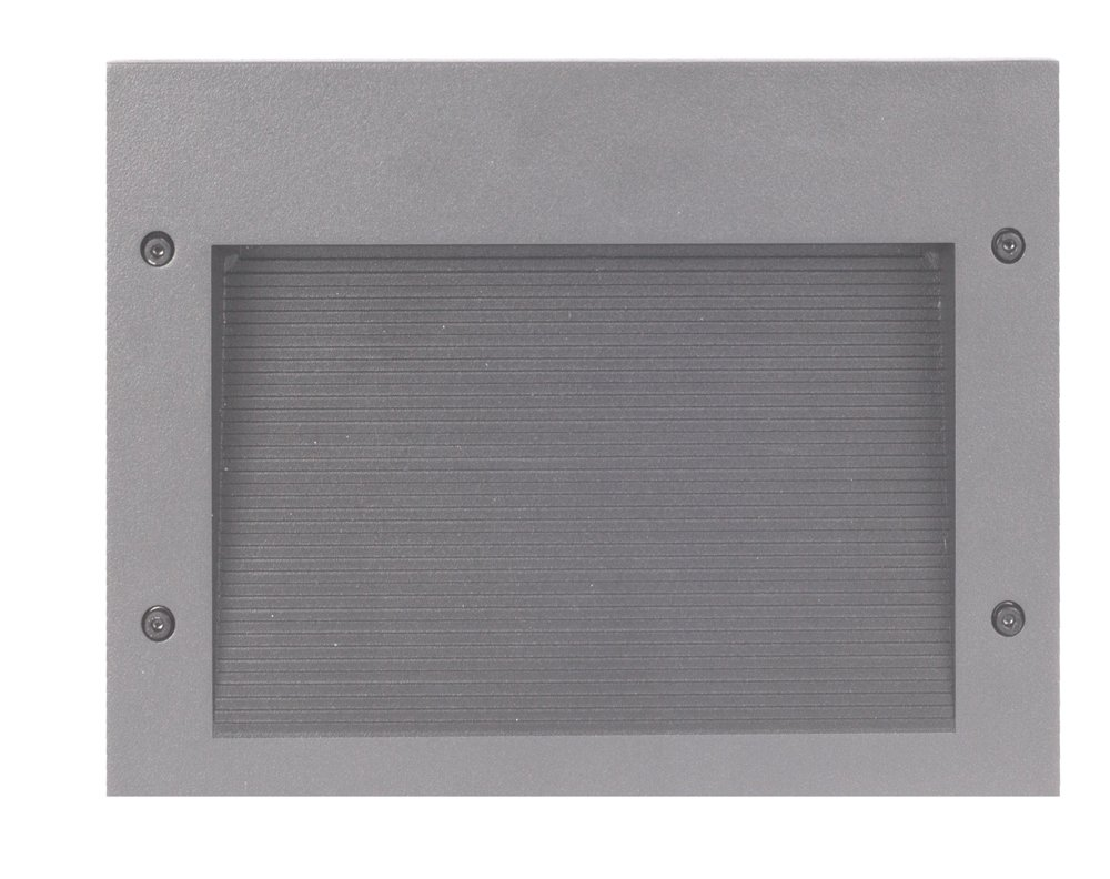 Kuzco ER7108-GY Newport - Recessed Lights Made with Die-Casted Aluminum and Powder Coat Finishes