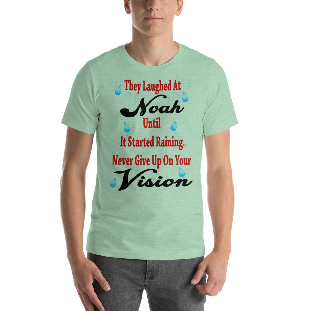 Short-Sleeve Vision T-Shirt