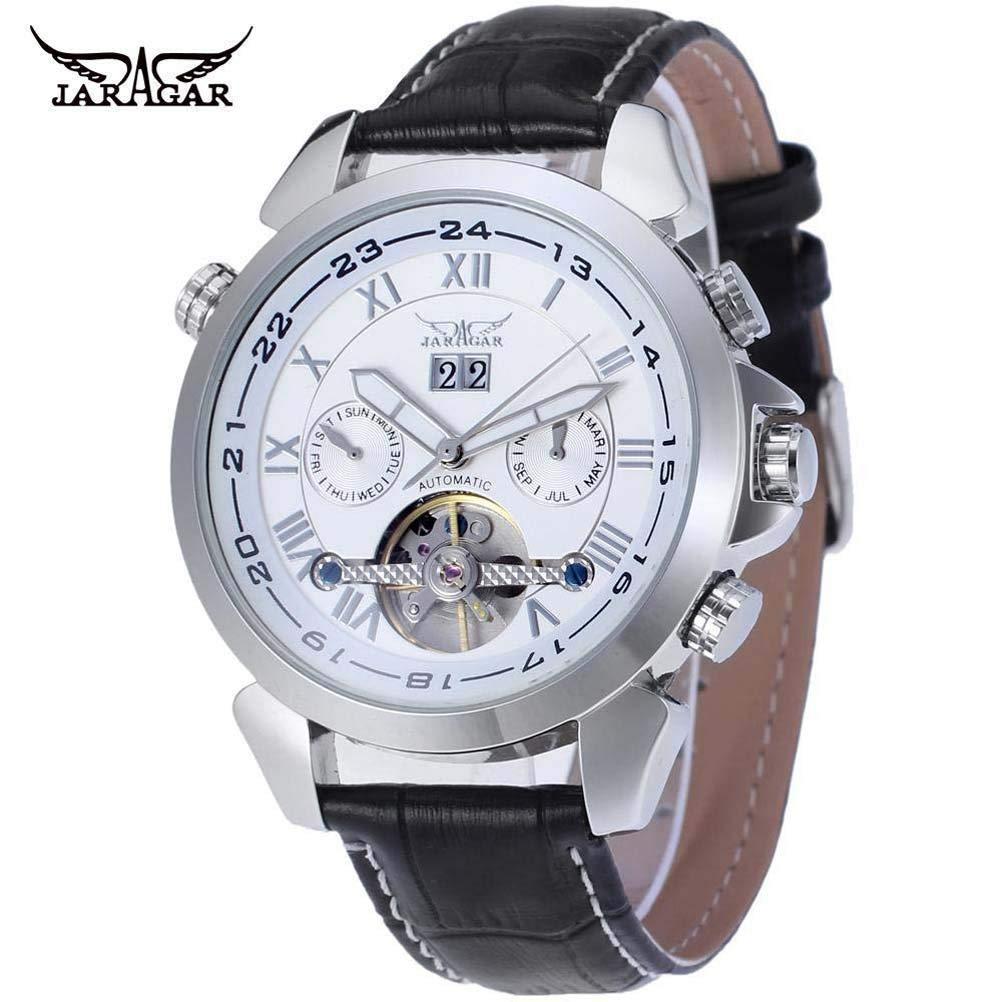 Hermosos Relojes mecánicos Jargar / 057 Reloj de Hombre ...