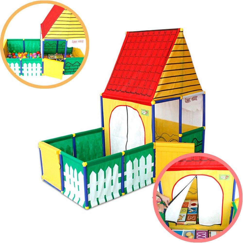 Beneyond Tienda para niños cercados / Interior / Exterior ...
