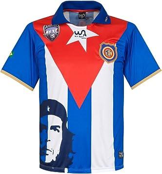 Camiseta de la equipación del equipo de fútbol Madureira Che ...