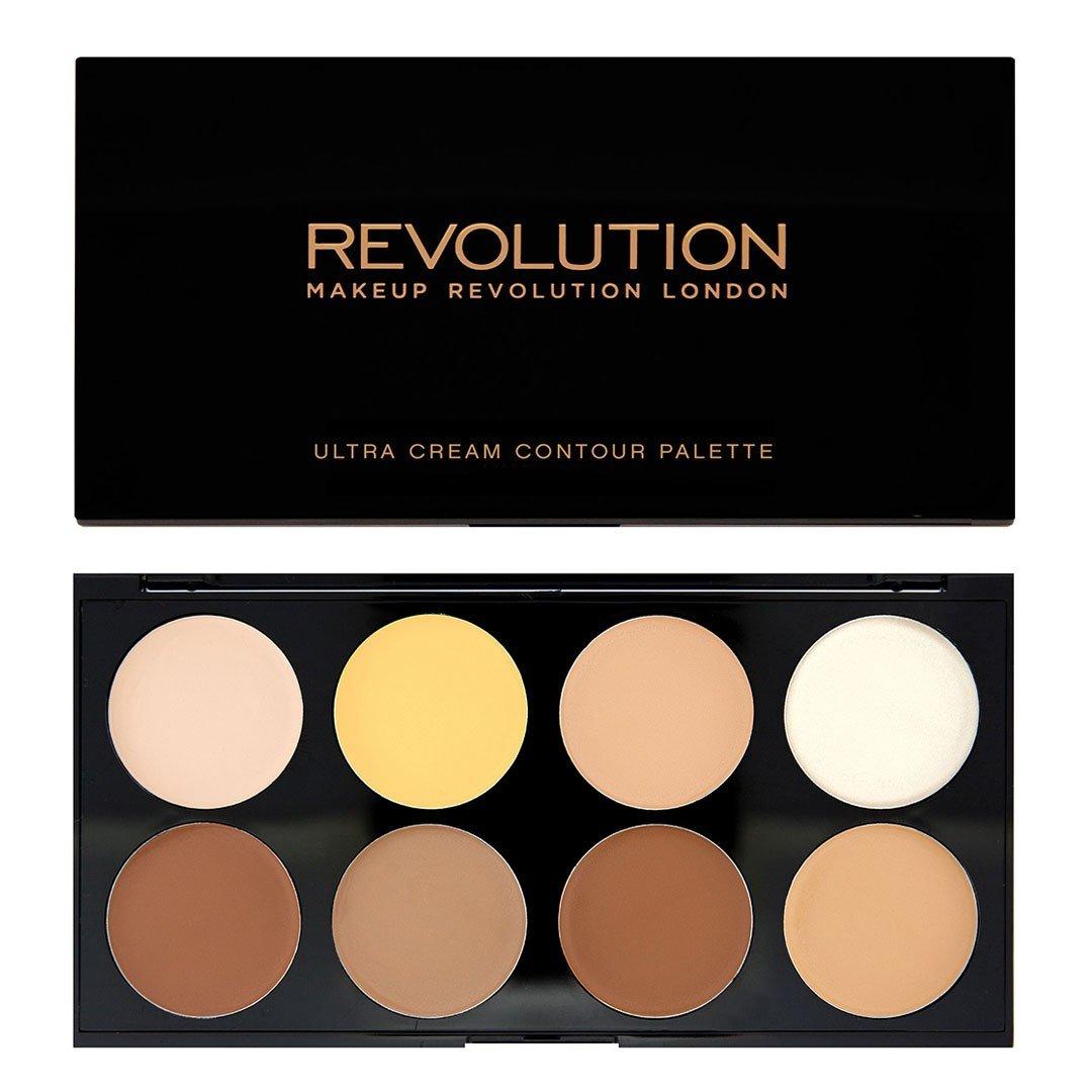 Makeup Revolution Ultra Cream Contour Palette by Makeup Revolution 17840