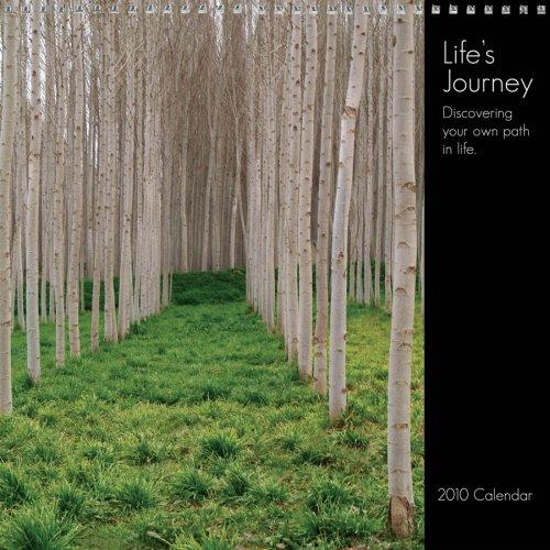 Sarka Trager Life's Journeys Linen 2010 Wall - 2010 Wall Linen Calendar