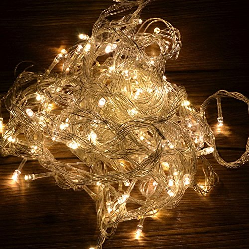 Led String Lights for Indoor and Outdoor- Bedroom or Xmas 33ft 100 ...