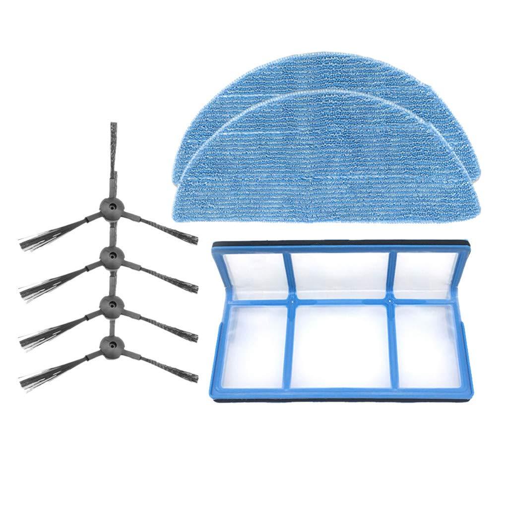 SMILEQ Kit de Repuesto para Robot barredor de Barrido Ilife V3S ...