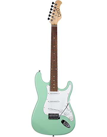 Bird STC1 - Guitarra eléctrica, color green surf