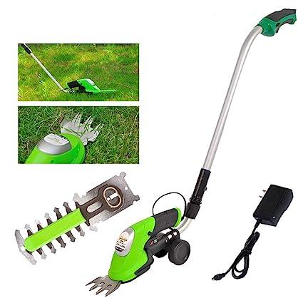 Amazon.com: CHENGL Lithium Battery Mower Lawn Mower Electric ...