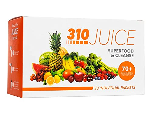 310 Juice from Daily Superfood and Cleanse
