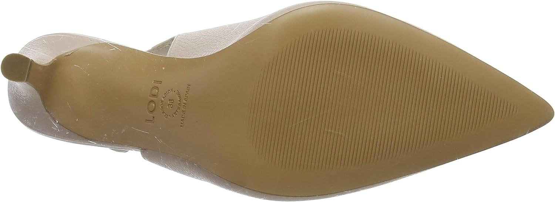 Lodi Raian Zapatos de tac/ón con Punta Cerrada para Mujer