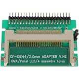 Imported IDE to CF Card Adapter Pin-bare Laptop with 44-Pin Male