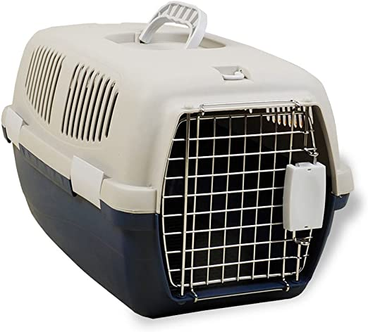 Pet Air Box, Jaula de Aire para Perros, Caja de envío, Jaula de Transporte Cat, Teddy,