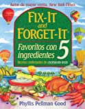 Fix-It and Forget-It, Phyllis Pellman Good, 1561486051