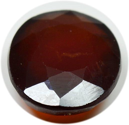 Pulsera De Chip De Piedras Preciosas Granate Hessonita