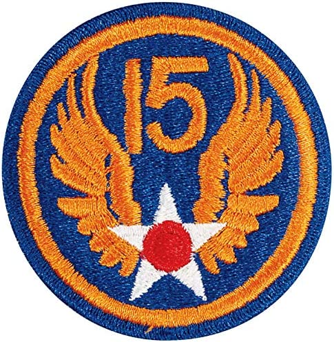 [해외]15th Air Force Patch / 15th Air Force Patch