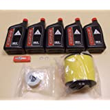 New 2001-2004 Honda TRX 500 TRX500 Rubicon ATV OE Complete Service Tune-Up Kit