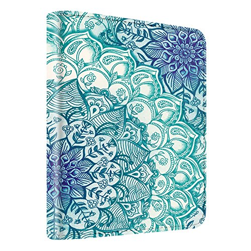 Precious Album (Fintie Mini Photo Album for Fujifilm Instax - 104 Pockets Photo Album for Fujifilm Instax Mini 9 Mini 8 Mini 90 Mini 25, Polaroid Snap PIC-300, HP Sprocket, Kodak Mini 3-Inch Film (Emerald Illusions))