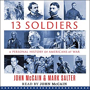 Thirteen Soldiers Audiobook