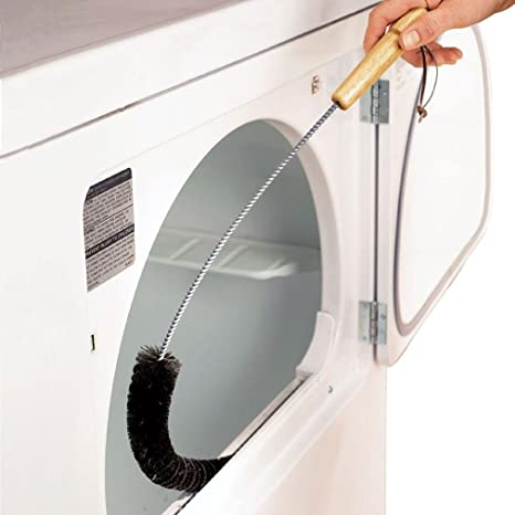 Trampa de ventilación upxiang secador de ropa pelusas cepillo limpiador Gas Fuego Eléctrico lado