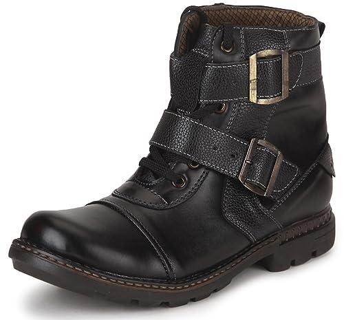 Buy Escaro Everyday Wear Men's Black