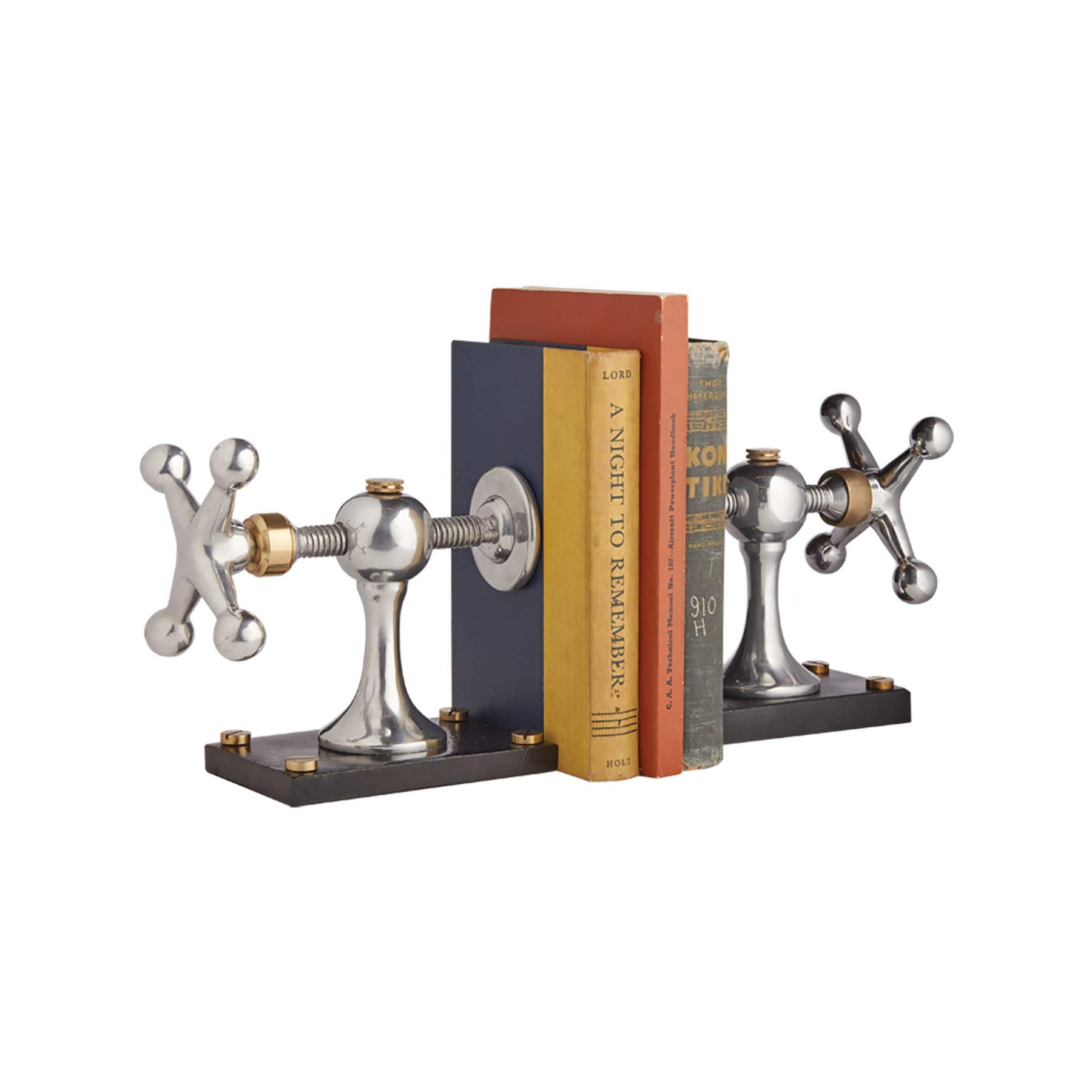 Pendulux Windlass Bookends