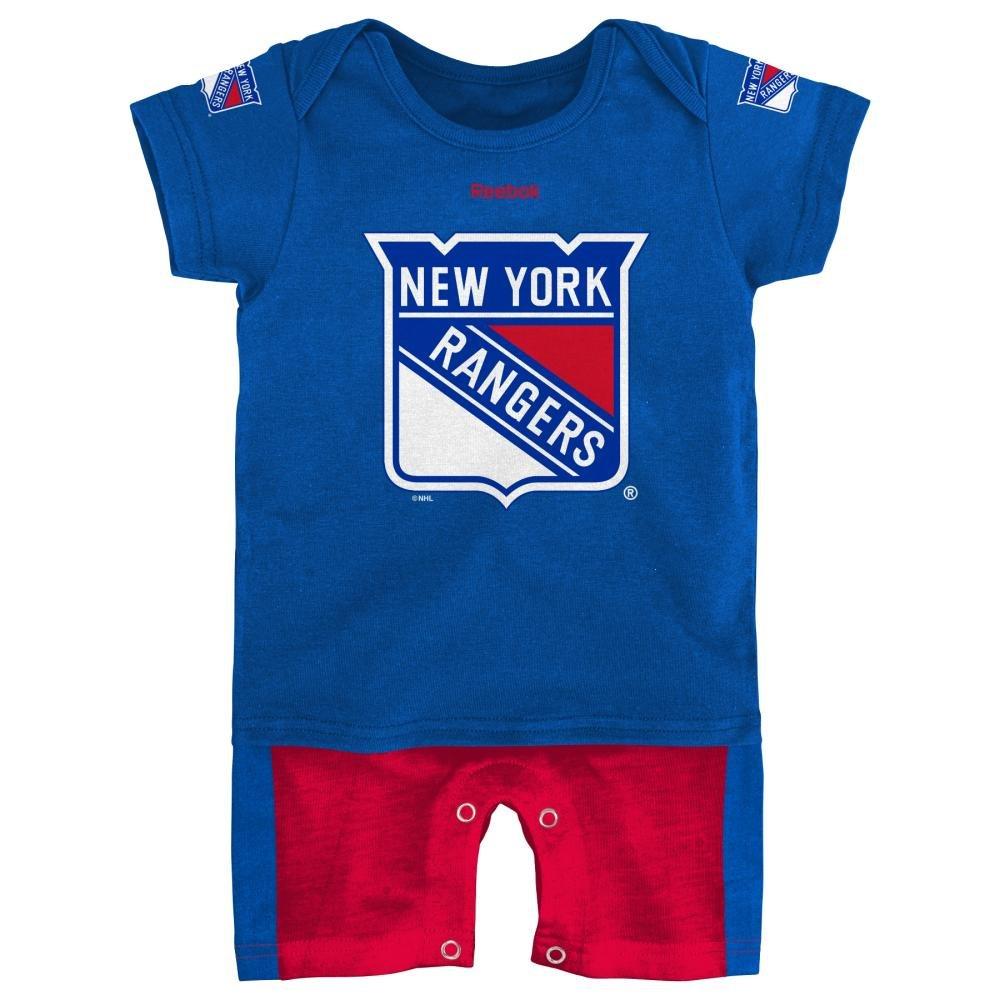 New York Rangers Hockey recién nacido pelele de jersey, Azul marino ...