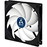 ARCTIC F14 Silent - 140 mm Case Fan, Ultra-Quiet, Extra Quiet Motor, Computer, Almost inaudible, Fan Speed: 800 RPM…