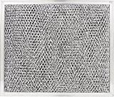 9 x 10-1/2 x 3/32 Range Hood Aluminum Charcoal Combo Filters