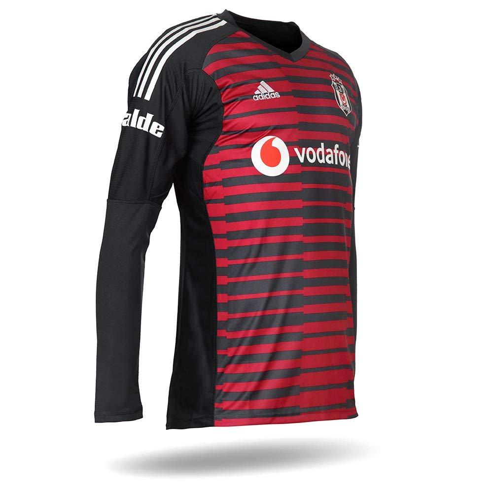Amazon.com   adidas Mens ADIPRO 18 GoalKeeper Jersey Long Sleeve dark grey  unity pink white For Soccer   Sports   Outdoors 80fd9c7aa