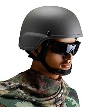 LHY TRAVEL Tactical Helmet Protection M88 SWAT Military Militar ...