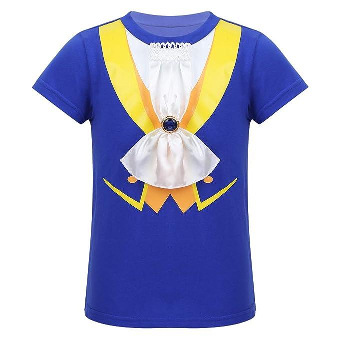 iixpin Disfraz Infantil Camiseta Verano Manga Corta para Bebé ...