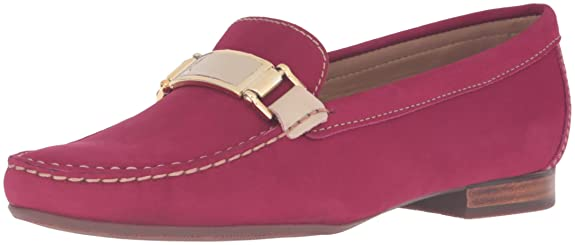 Amazon.com | Hush Puppies Womens Batley Dalila Moccasin | Loafers & Slip-Ons