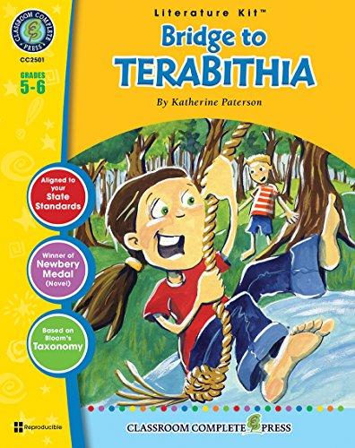 Bridge to Terabithia LITERATURE KIT]()