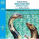 Rikki-Tikki-Tavi: And Other Stories (Junior Classics)