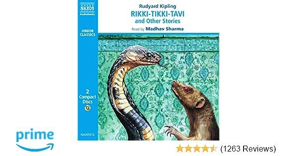 Rikki Tikki Tavi And Other Stories Junior Classics