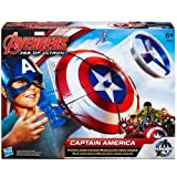 Avengers - B0427eu40 - Figurine Cinéma - Bouclier Lanceur De Captain America